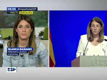 Blanca Basiano, periodista.