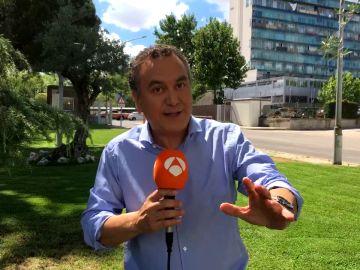 """Roberto Brasero, sobre la llegada del verano: """"Preparaos para lo que viene ahora"""""""