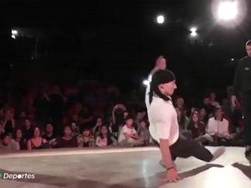 """El tricampeón de breakdance en España termina con la polémica: """"Es un deporte que tiene una parte física y otra creativa"""""""
