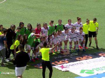 El Real Madrid compra la plaza del CD Tacón y tendrá equipo femenino de fútbol la próxima temporada