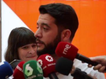 """Ciudadanos afirma que Pedro Sánchez pidió su abstención para tratar de """"tapar sus vergüenzas"""" con los independentistas"""