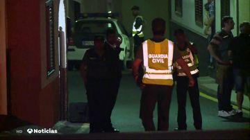 Detienen a la pareja de la mujer hallada muerta en Tenerife