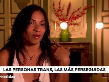 """Majandra, una mujer trans que sobrevivió a un intento de asesinato: """"En el colegio me decían: 'te van a matar por maricón'"""""""