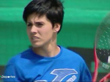 """Aliona Bolsova, la última sensación del tenis femenino español: """"No hay ninguno como Rafa Nadal"""""""
