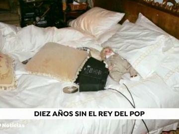 REEMPLAZO Salen a la luz las imágenes de la habitación en la que murió Michael Jackson