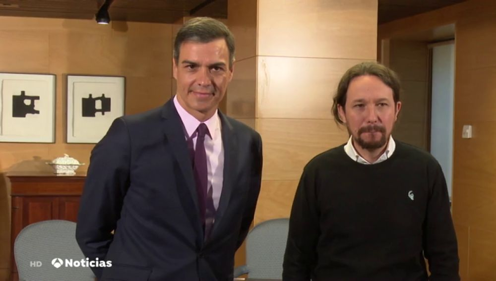 El PSOE reitera que no habrá asientos en el Consejo de Ministros para Iglesias o algún otro representante de Podemos