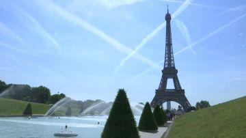 Alerta por ola de calor en Europa