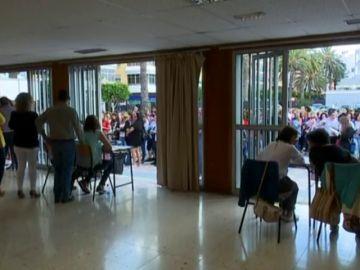 14.000 candidatos para 1.200 plazas de maestros