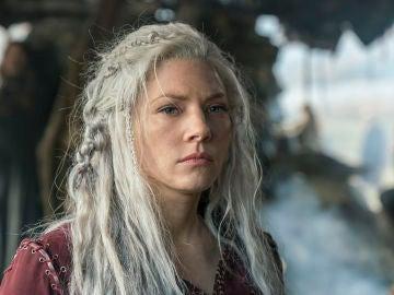 Katheryn Winnick como Lagertha en 'Vikingos'
