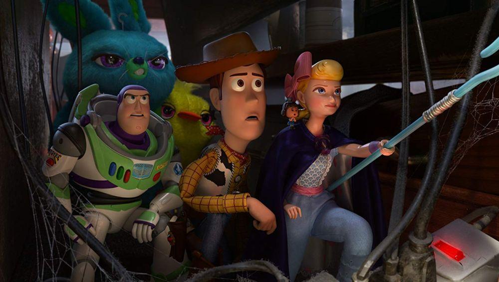 Fotograma de 'Toy Story 4'