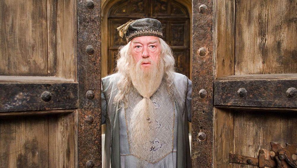 Dumbledore siempre ha sido misterioso
