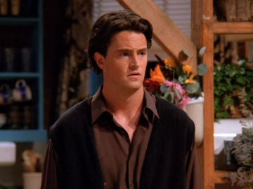 Matthew Perry, Chandler Bing en 'Friends'