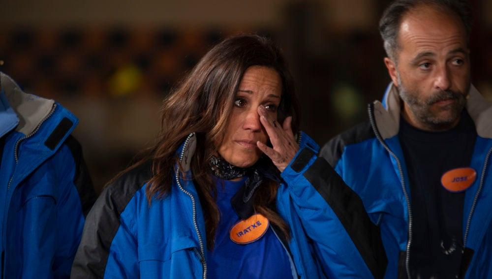 El jurado corona al equipo azul entre lágrimas y con un gran reconocimiento