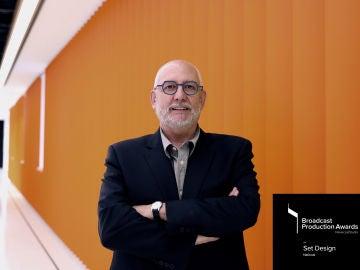 Juan Ramón Martín, director de Imagen y Creatividad de Atresmedia