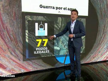 Una nueva batalla por el agua saca a los vecinos de Lucena del Puerto a la calle