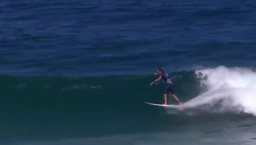 Mundial de surf en Brasil
