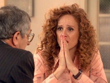 Ana alberga esperanzas de que Carlos salga de la cárcel