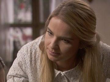 Antolina confiesa se la culpable de la enfermedad de Elsa