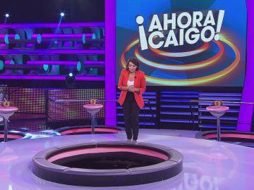 Silvia Abril tira a Arturo Valls por la trampilla