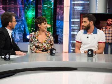 María León y Dani Rovira llenan 'El Hormiguero 3.0' de aires orientales