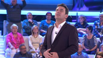 Un espontaneo improvisa en medio de '¡Ahora caigo!' y sorprende a Arturo Valls