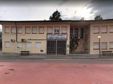 Fachada del colegio público Andrés García Soler