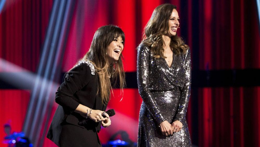 Vanesa Martín actuará con los dos grandes finalistas de 'La Voz Senior'
