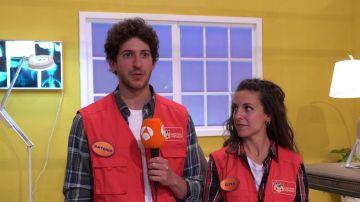"""Antonio y Elisa, felices ante la recta final de 'Masters de la reforma' : """"Hemos recibido una inyección de adrenalina"""""""
