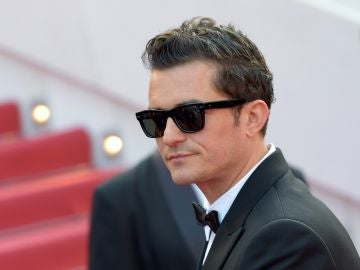 Orlando Bloom en Cannes