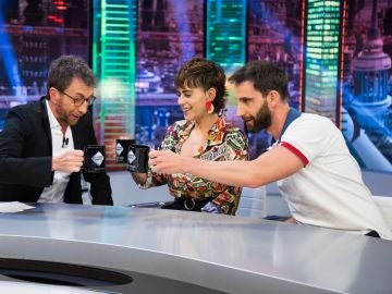"""Dani Rovira y María León definen su relación como: """"una cosa como ancestral"""""""