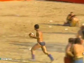 Así es el violento fútbol del Renacimiento: casi todo vale en el Calcio Fiorentino