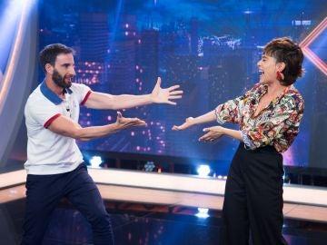 Revive la entrevista completa de María León y Dani Rovira en 'El Hormiguero 3.0'