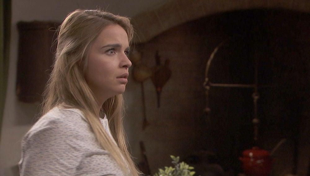 Antolina, descubierta tras caer en la trampa de Elsa