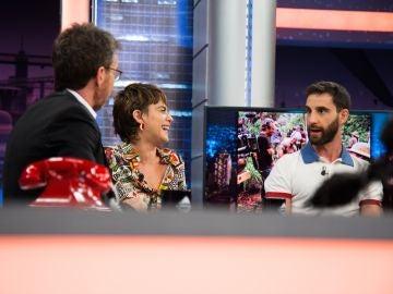 ¿Qué llevan María León y Dani Rovira en la maleta?, los actores responden en 'El Hormiguero 3.0'