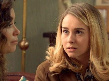 Amelia descubre que Luisita se calla un gran secreto