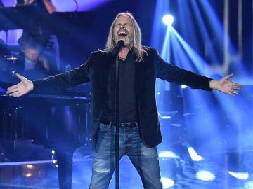 Dan Lucas en la final de 'La Voz Senior' en Alemania