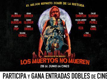 Concurso 'Los muertos no mueren'
