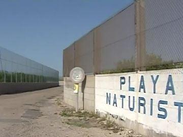 Playa de Cullera donde abusaron de una joven