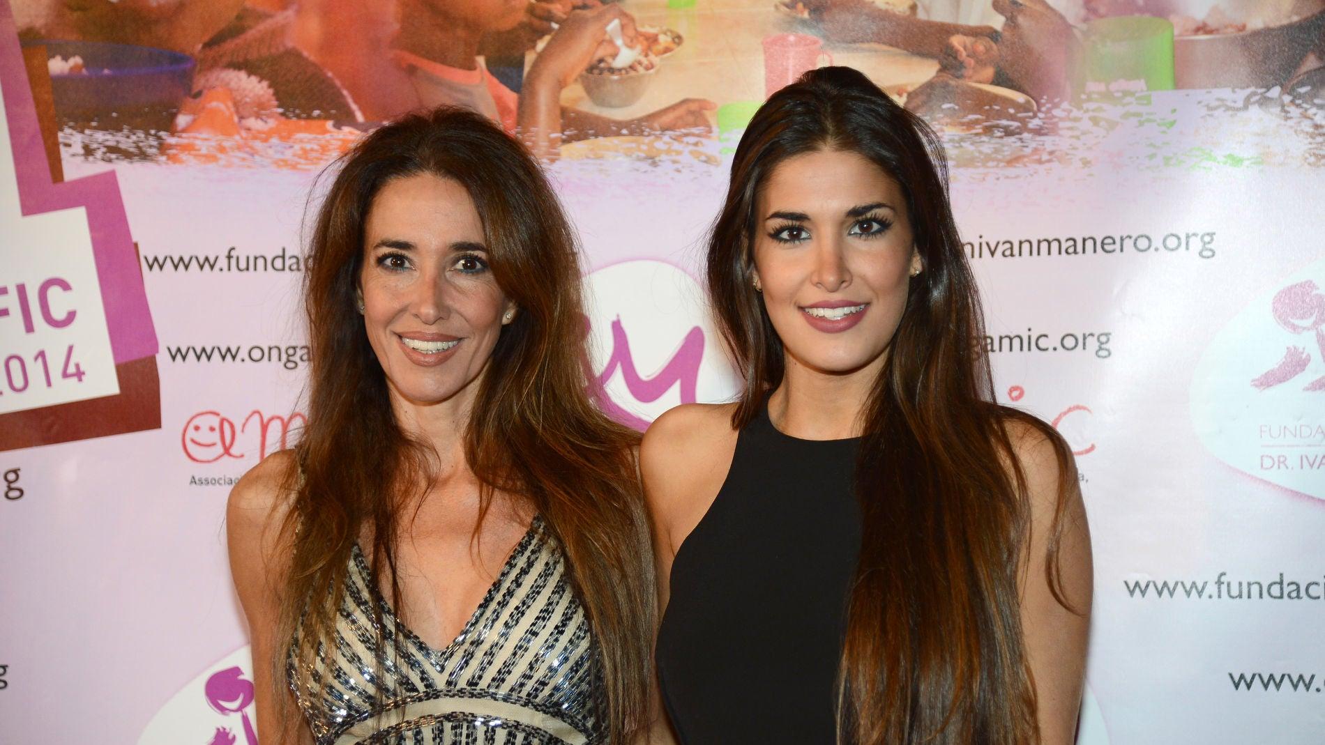 Lidia Torrent junto a su madre Elsa Anka
