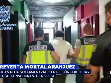 Reyerta mortal Aranjuez.