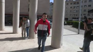 El joven que pegó a Rajoy, absuelto de una agresión a un dirigente de Vox