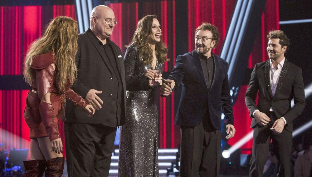 """Ignacio Encinas y Xavi Garriga se despiden de 'La Voz Senior': """"Gracias por esta oportunidad"""""""