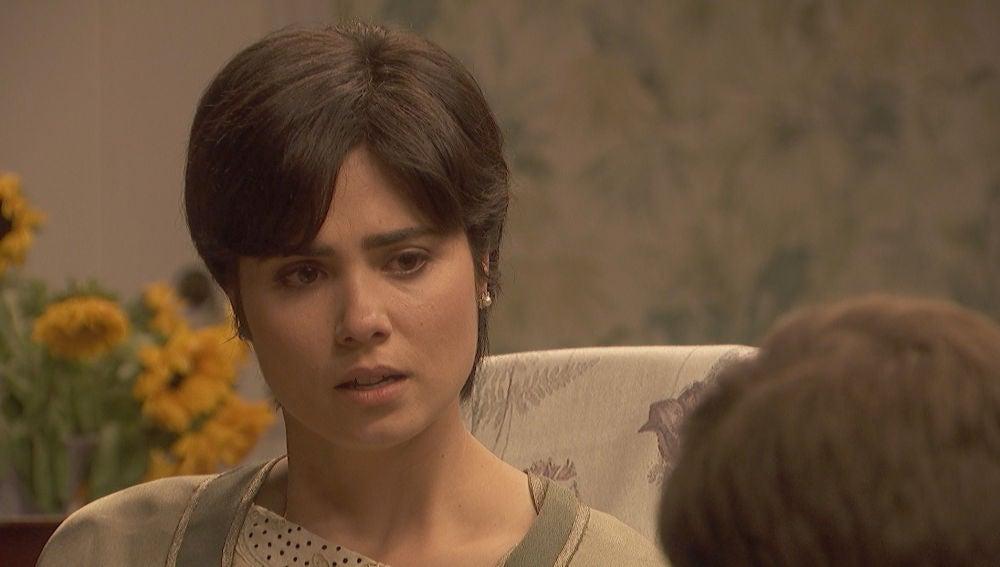 El violento desprecio de María para alejarse de Fernando