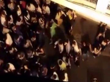 Los vecinos de un barrio de Sevilla, indefensos ante el ruido
