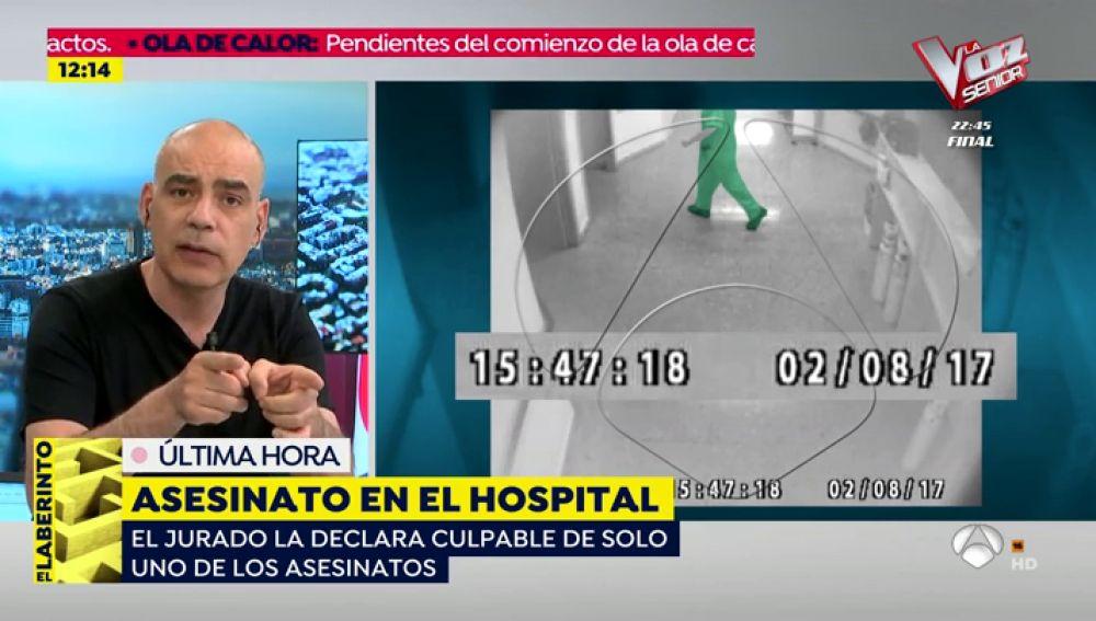 El periodista Nacho Abad.