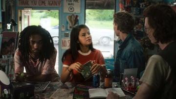 Selena Gomez en 'Los muertos no mueren'