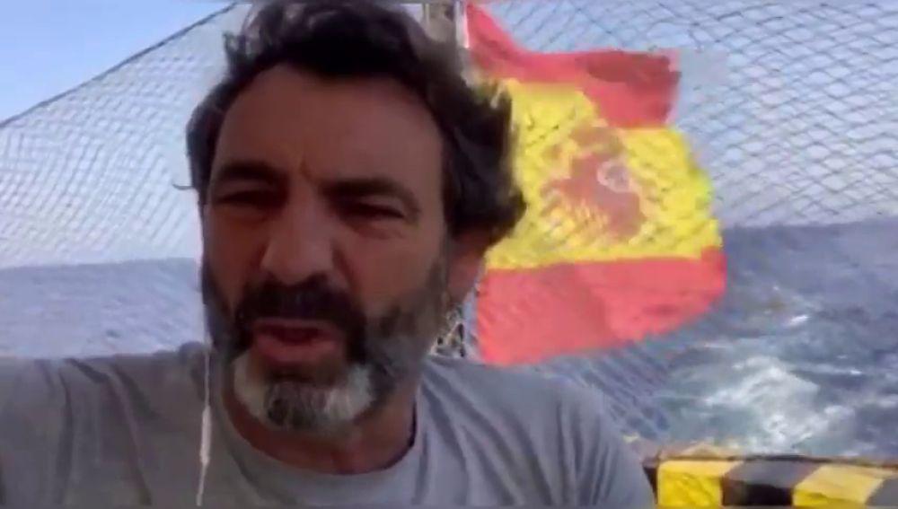 Nuevo pulso por el rescate de 54 migrantes por ONG italiana