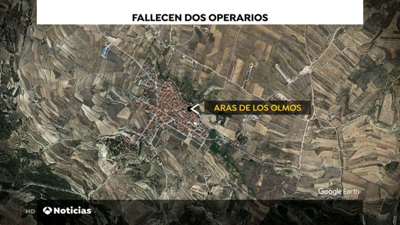 Valencia: Mueren Dos Operarios Al Caer Su Grúa Por Un