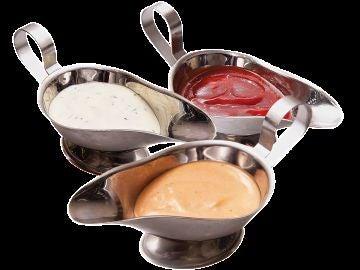 Varias salsas picantes