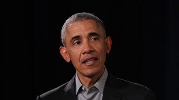 El expresidente de Estados Unidos, Barack Obama